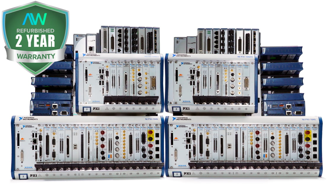SCXI-2400 | Legacy, Refurbished and New Surplus