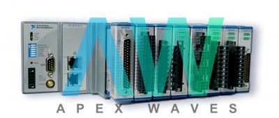 cDAQ-9132 National Instruments CompactDAQ Controller   Apex Waves   Image