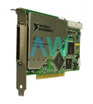 PCI-6035E National Instruments Multifunction DAQ | Apex Waves | Image