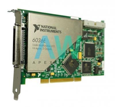 PCI-6036E National Instruments Multifunction DAQ | Apex Waves | Image