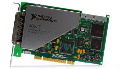 PCI-6052E National Instruments Multifunction DAQ   Apex Waves   Image