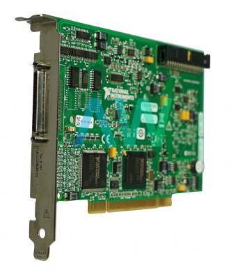 PCI-6221 National Instruments Multifunction I/O Device | Apex Waves | Image