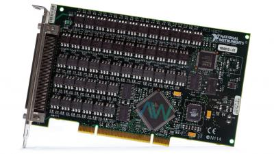 PCI-6527 National Instruments Digital I/O Device | Apex Waves | Image