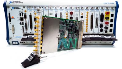 PXI-4472 National Instruments Sound and Vibration Module | Apex Waves | Image