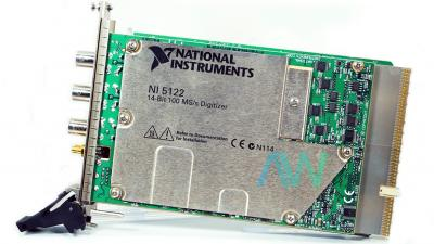 PXI-5122 National Instruments Oscilloscope | Apex Waves | Image