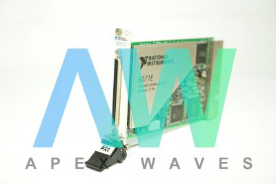 PXI-6071E National Instruments Multifunction DAQ Device | Apex Waves | Image