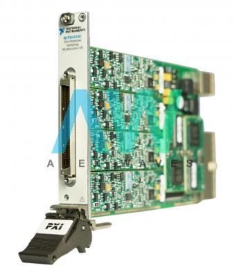 PXI-6120 National Instruments Multifunction I/O Module   Apex Waves   Image
