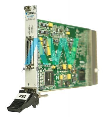 PXI-6224 National Instruments Multifunction I/O Module   Apex Waves   Image
