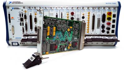 PXI-6229 National Instruments Multifunction I/O Module | Apex Waves | Image
