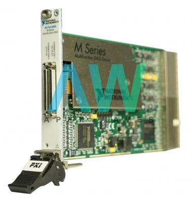 PXI-6289 National Instruments Multifunction I/O Module | Apex Waves | Image