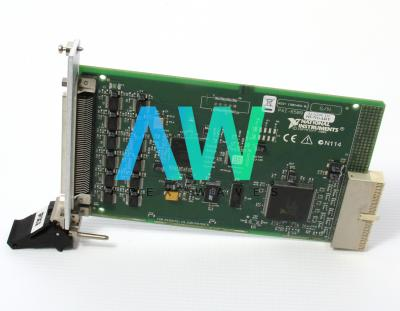 PXI-6509 National Instruments Digital I/O Module | Apex Waves | Image