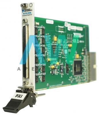 PXI-6509 National Instruments Digital I/O Module   Apex Waves   Image