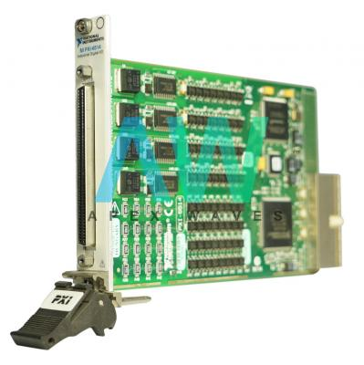 PXI-6514 National Instruments PXI Digital I/O Module | Apex Waves | Image