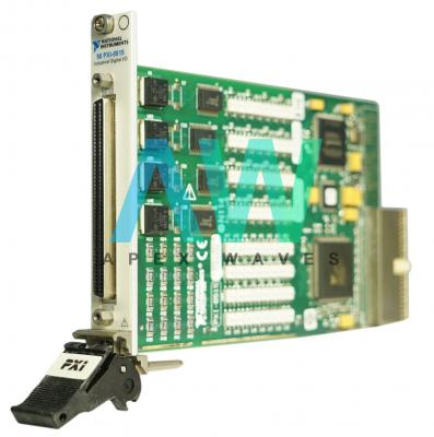PXI-6515 National Instruments Digital I/O Module   Apex Waves   Image