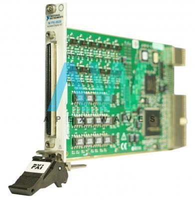 PXI-6528 National Instruments Digital I/O Module |Apex Waves | Image