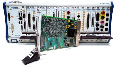 PXI-7833R National Instruments Multifunction Reconfigurable I/O Module | Apex Waves | Image