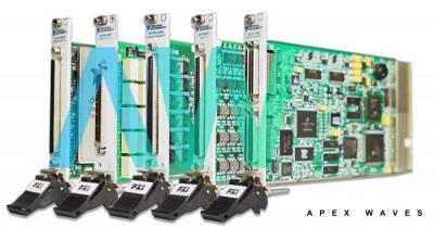 PXIe-7966R National Instruments PXI FPGA Module for FlexRIO | Apex Waves | Image