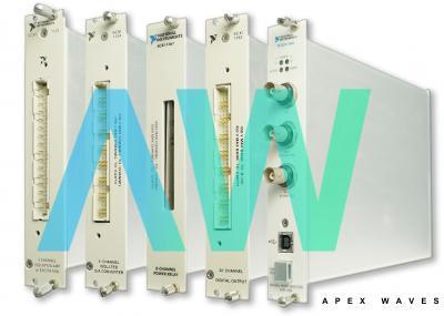 SCXI-1102B National Instruments Voltage Input Module | Apex Waves | Image