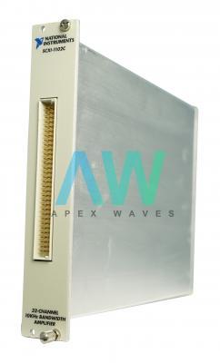 SCXI-1102C National Instruments Voltage Input Module | Apex Waves | Image