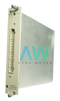 SCXI-1121 National Instruments Universal Input Module | Apex Waves | Image