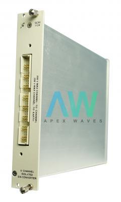 SCXI-1124 National Instruments Analog Output Module | Apex Waves | Image