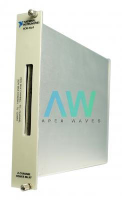 SCXI-1161 National Instruments Switch Module | Apex Waves | Image