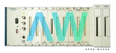 SCXI-1321 National Instruments Terminal Block   Apex Waves   Image