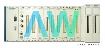 SCXI-1339 National Instruments Terminal Block   Apex Waves   Image