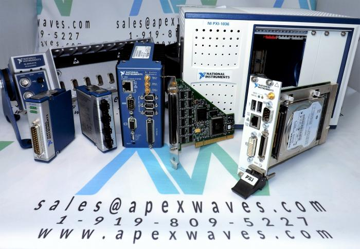 PXIe-7856 National Instruments PXI Multifunction Reconfigurable I/O Module   Apex Waves   Image