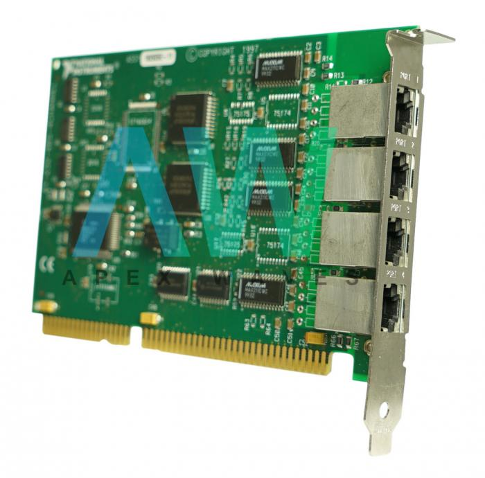 AT-232/4 National Instruments Serial Interface | Apex Waves | Image