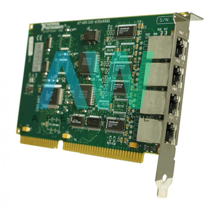 AT-485/2 National Instruments Serial Interface | Apex Waves | Image