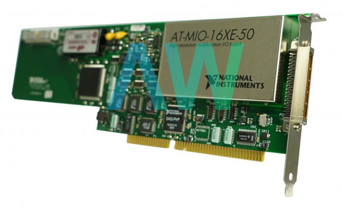 AT-MIO-16XE-50 National Instruments Multifunction DAQ | Apex Waves | Image