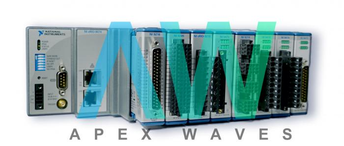 cDAQ-9179 National Instruments CompactDAQ Chassis | Apex Waves | Image