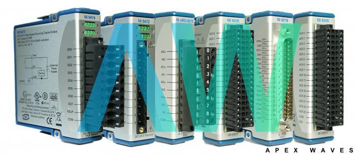 NI-6581B National Instruments Digital I/O Adapter Module for FlexRIO | Apex Waves | Image