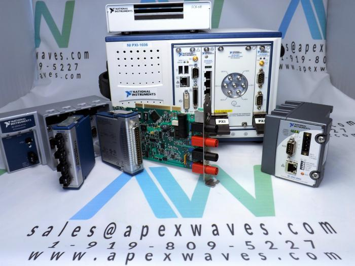 USB-5102 National Instruments Oscilloscope   Apex Waves - Wiring Diagram Image