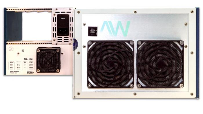 PXI-1050 National Instruments PXI Chassis | Apex Waves | Image