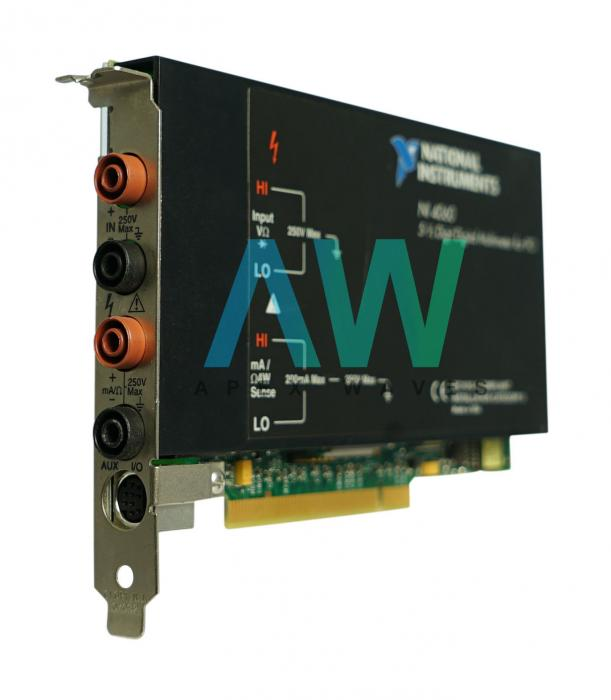 PCI-4060 National Instruments Digital Multimeter | Apex Waves | Image