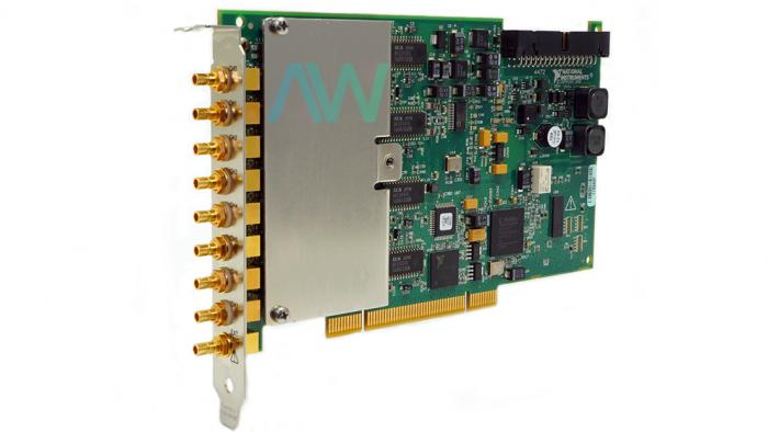 PCI-4472 National Instruments Sound and Vibration Device | Apex Waves | Image