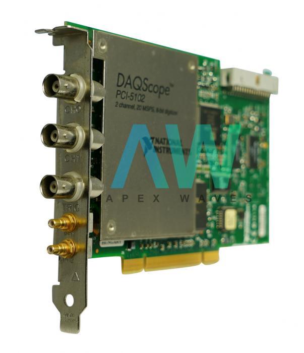 PCI-5102 National Instruments Digitizer | Apex Waves | Image