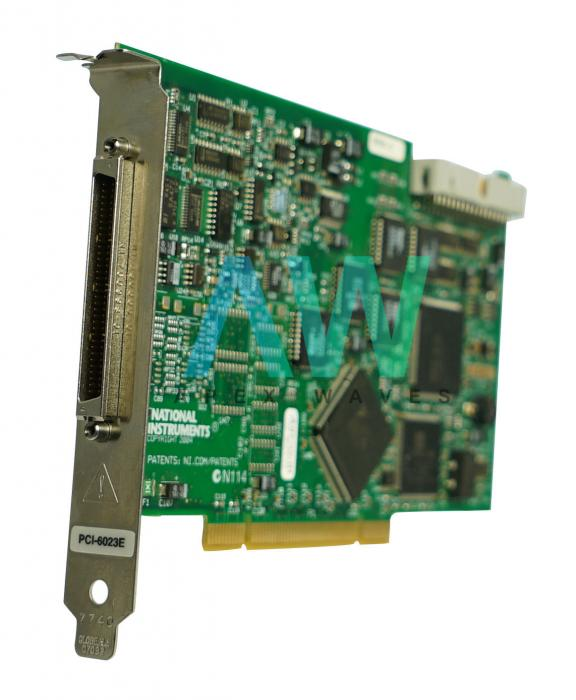 PCI-6023E National Instruments Multifunction DAQ | Apex Waves | Image