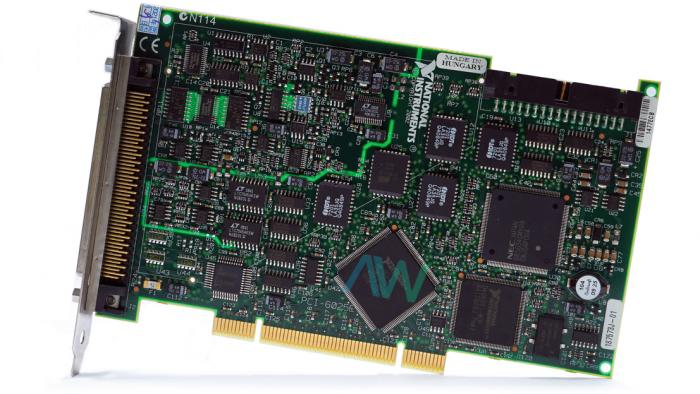 PCI-6025E National Instruments Multifunction DAQ | Apex Waves | Image