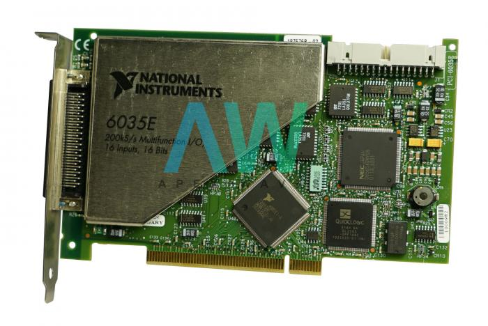 PCI-6035E National Instruments Multifunction DAQ | Apex Waves | Image