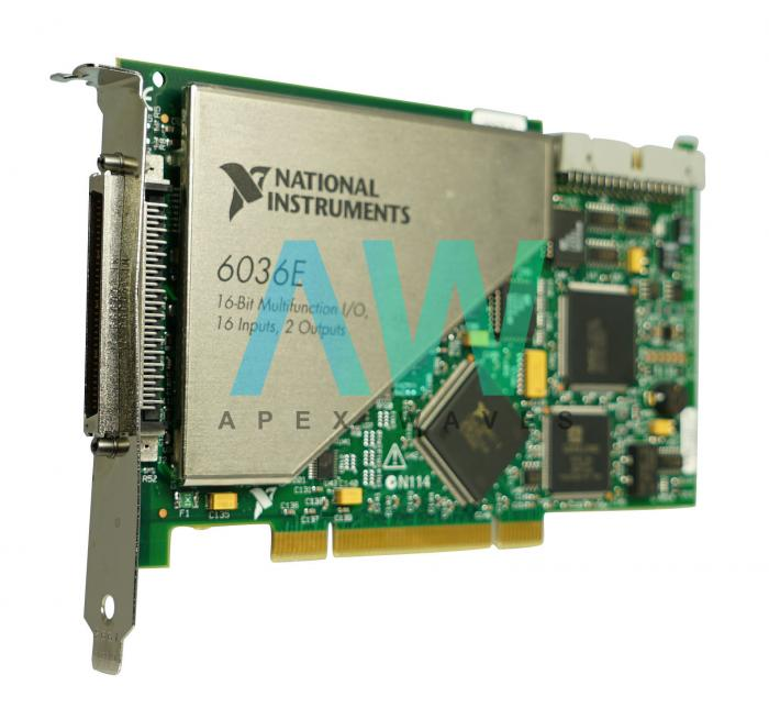 PCI-6036E National Instruments Multifunction DAQ | Apex Waves | Image