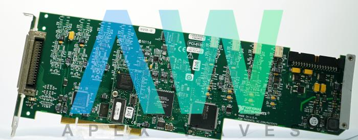 PCI-6132 National Instruments Multifunction I/O Device | Apex Waves | Image