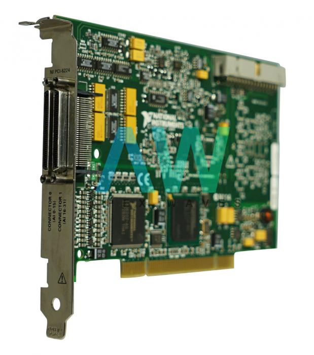 PCI-6224 National Instruments Multifunction DAQ | Apex Waves | Image