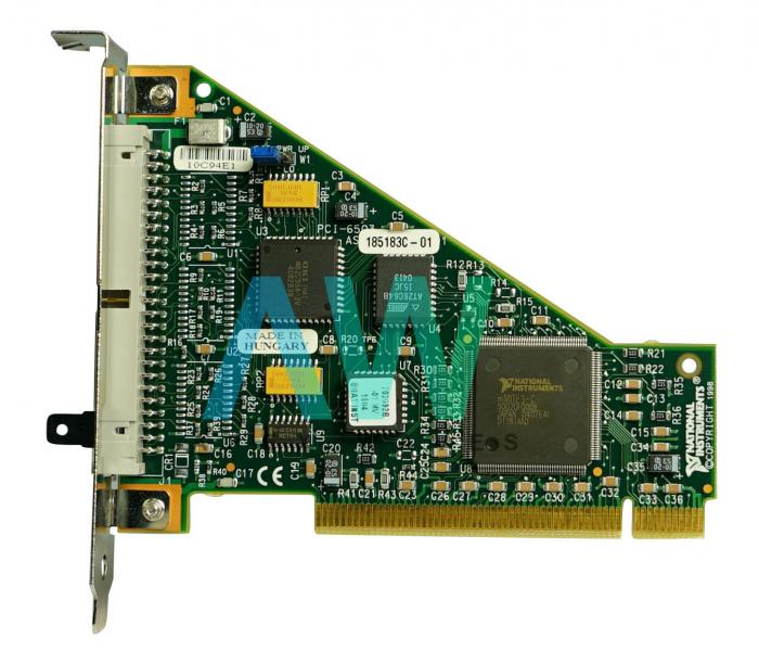PCI-6503 National Instruments Digital I/O Device | Apex Waves | Image