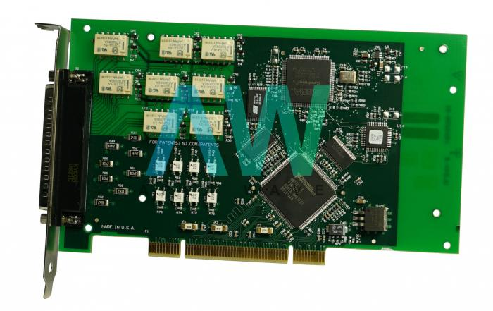 PCI-6520 National Instruments Digital I/O Device | Apex Waves | Image