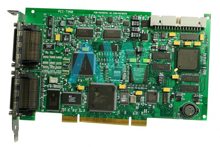 PCI-7350 National Instruments Motion Controller Device | Apex Waves | Image