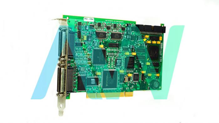 PCI-7354 National Instruments Motion Controller Device | Apex Waves | Image