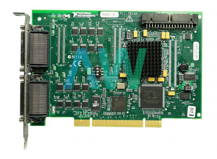 PCI-7813R National Instruments Digital Reconfigurable I/O Device | Apex Waves | Image